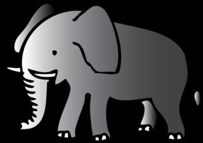 Elephant Clip Art At Clker Vector Clip A-Elephant clip art at clker vector clip art-7