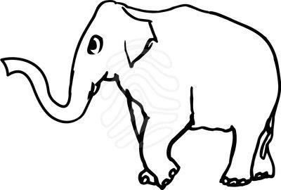 Elephant Clip Art-Elephant Clip Art-17