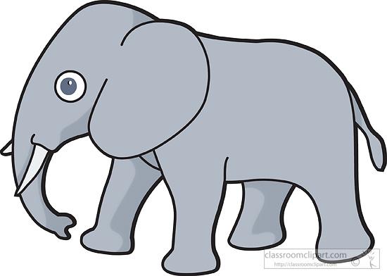 Elephant Clipart Elephant 229a Classroom-Elephant Clipart Elephant 229a Classroom Clipart-13