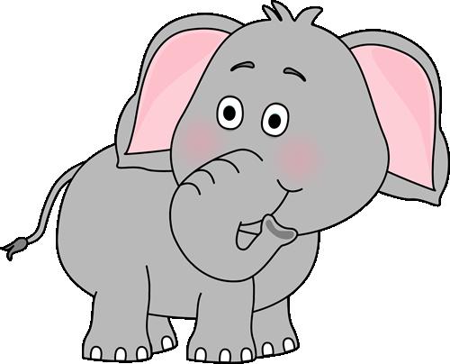 Elephant Clipart u0026middot; elephant clipart. Elephant Looking Behind