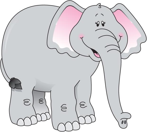 Elephant ear clipart clipart