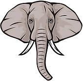 Elephant Head · elephant head