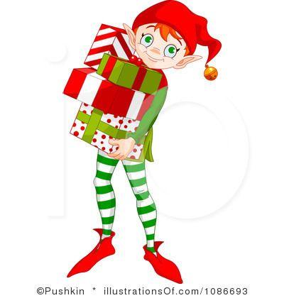 Elf Clip Art. Christmas ...
