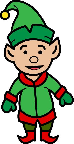 Elf Clip Art-Elf Clip Art-4