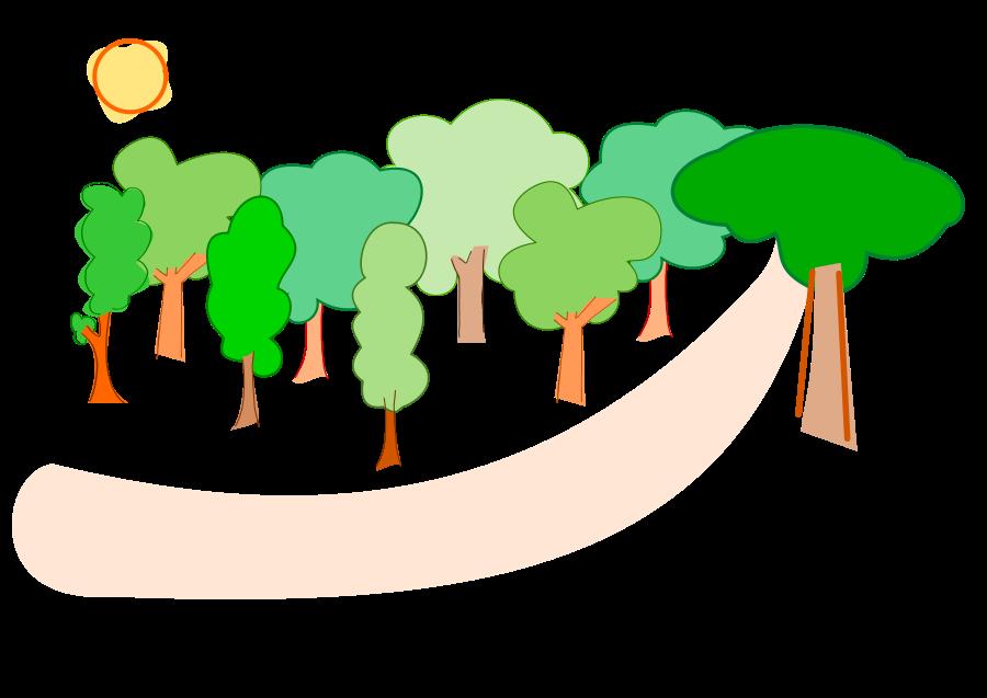 Clip Art Forest