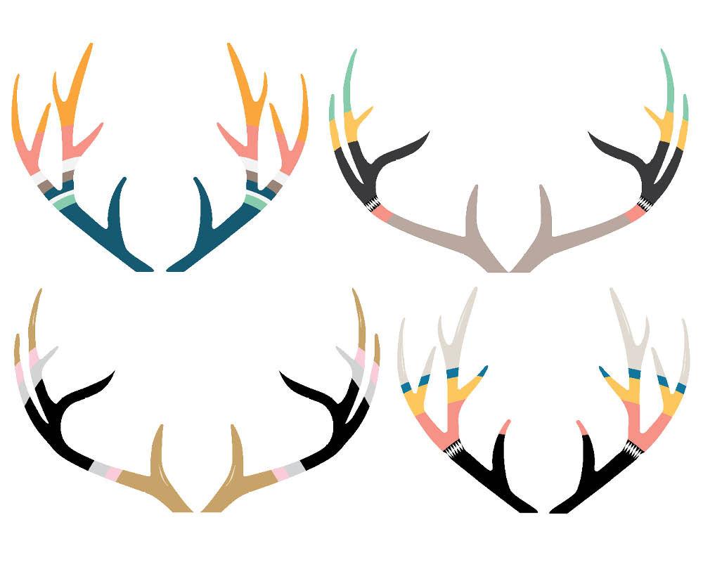 Elk Antler Drawings Clipart. 17f9b6463b9cb6d821b30073b121ab .
