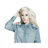 Ellie Goulding Png Picture PNG Image
