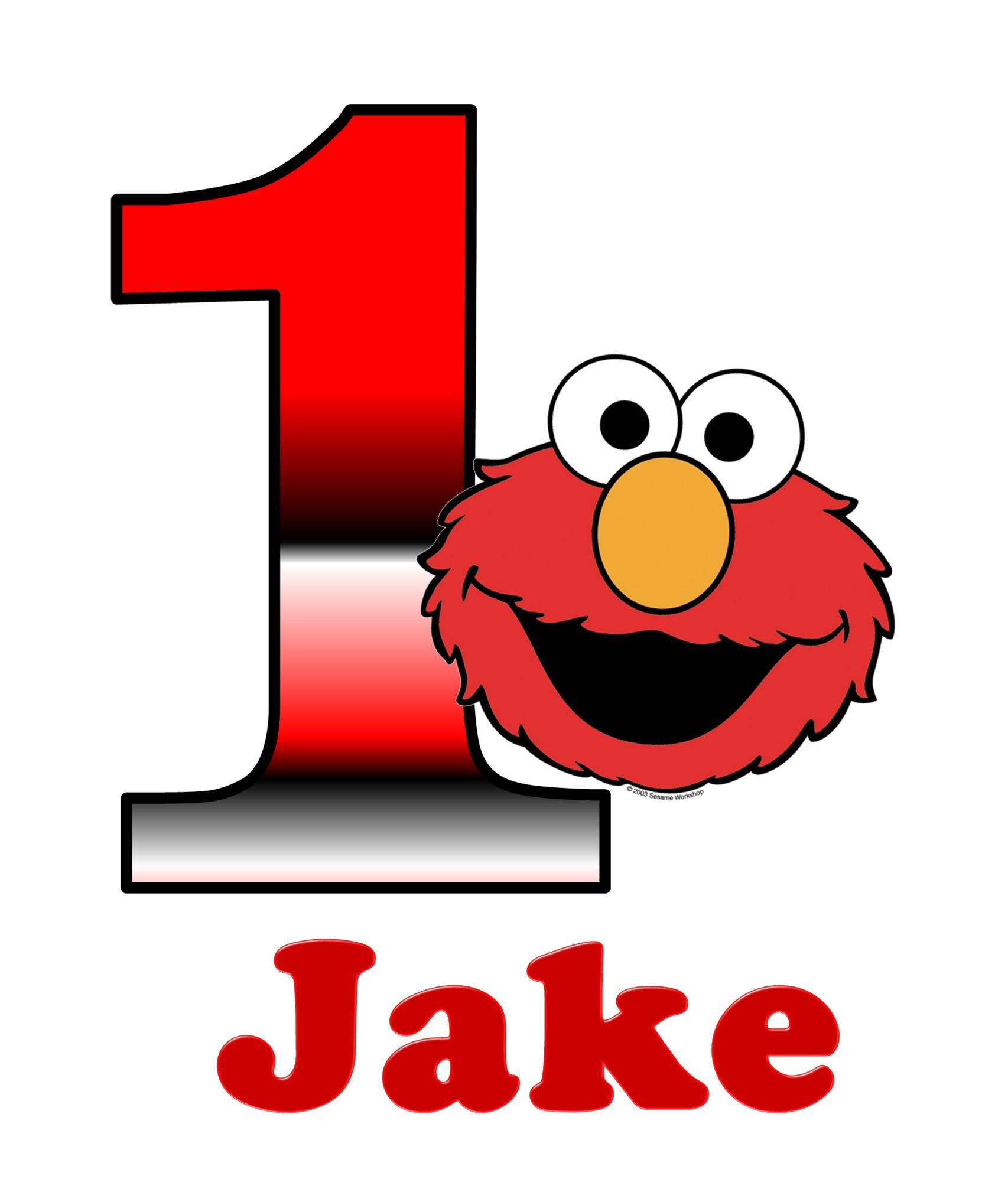 Elmo Birthday Clipart Free Clip Art Images
