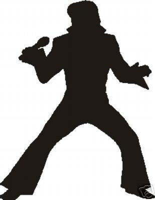 Elvis Hair Clipart. Elvis cliparts