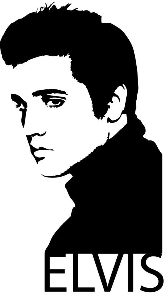 Elvis Silhouette Clip Art - Bing Images Like u0026amp; Repin. Noelito Flow. Noel Music