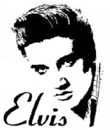 ELVIS STENCILS Free Elvis Stencil Elvis -ELVIS STENCILS Free Elvis Stencil Elvis Presley Cake Stencils-16