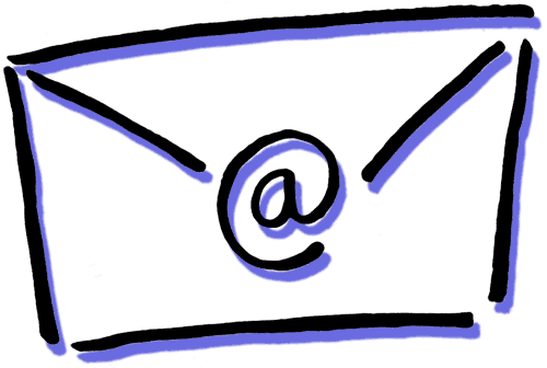 email clipart-email clipart-1