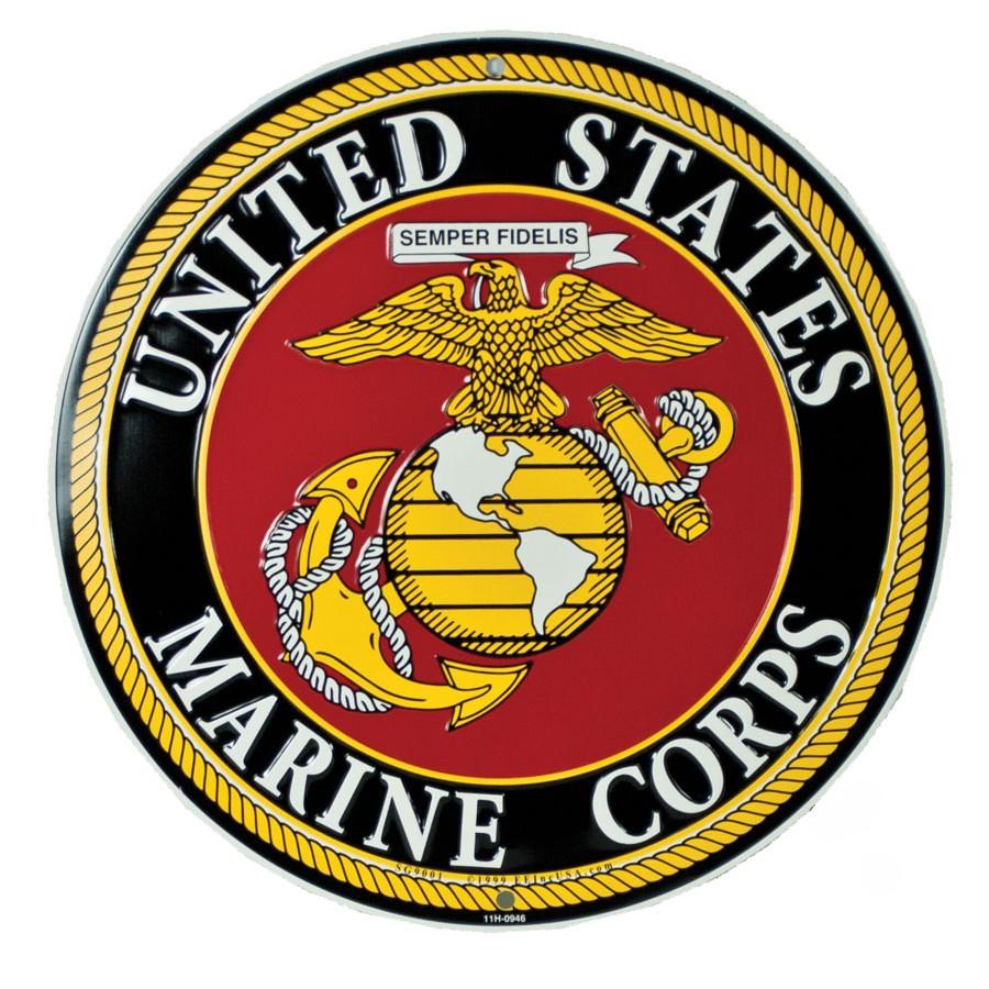 ... EMBLEM; Signs/ Plaques | Art | Sgt Grit - Marine Corps Store ...