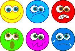 Clip arts emotion. Emotions art clipartlook