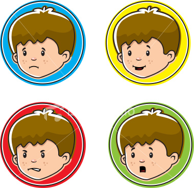 emotion clipart