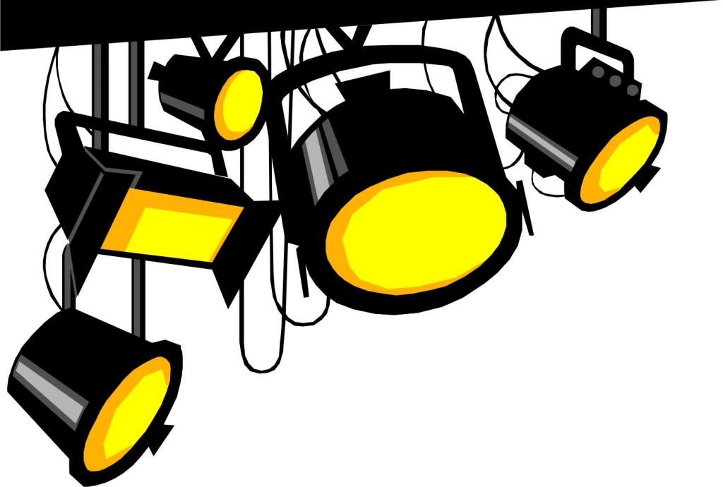 Employee Spotlight Clipart #1 - Spotlight Clipart