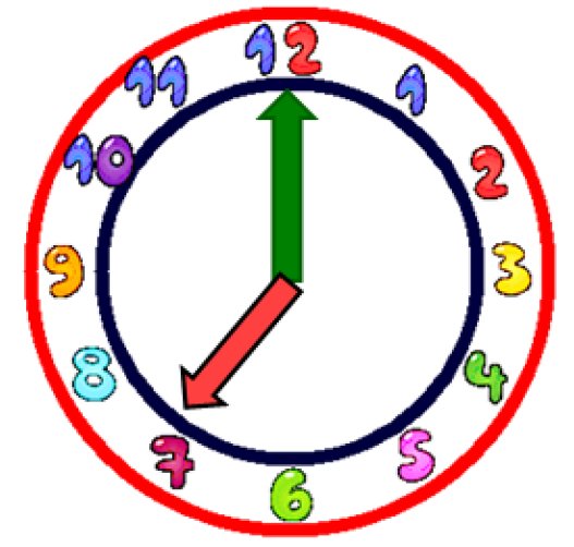 Employee Time Clocks Tracking Software Biometric And. Objects Time For Work 913 Classroom Clipart
