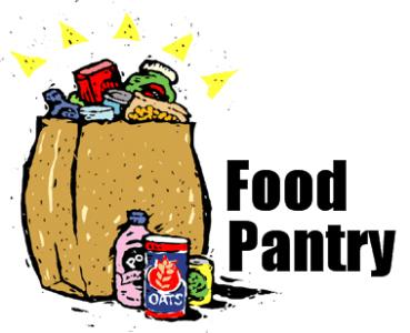 Empty Food Pantry Clipart