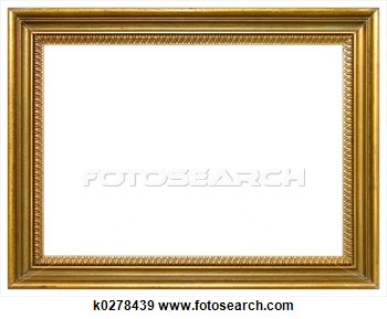 Empty Picture Frame Clip Art ..
