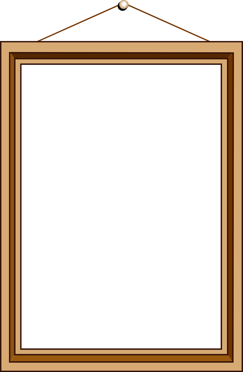 Empty picture frame clipart clipart kid -Empty picture frame clipart clipart kid 2-16