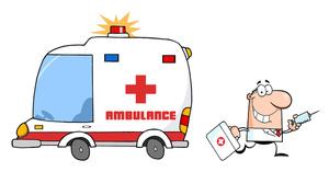 Emt ambulance clipart image-Emt ambulance clipart image-15