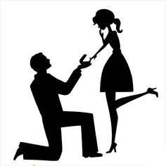 Engagement Clipart-engagement clipart-4