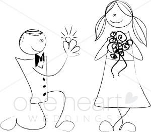Engagement Clip Art-Engagement Clip Art-8