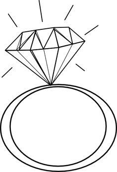 Engagement Ring Cartoon 6