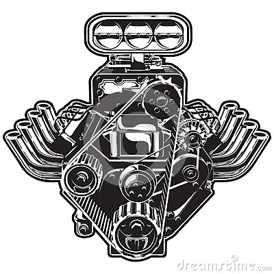 Engine Clipart-engine clipart-1