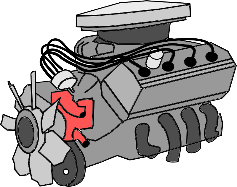 Engine Clipart-engine clipart-4