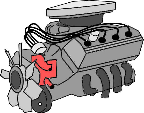 Engine Clip Art At Clker Com Vector Clip Art Online Royalty Free