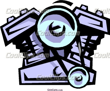 Engine Clip Art ..