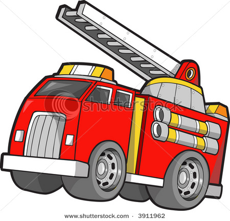 Engine Fire Truck Clip Art