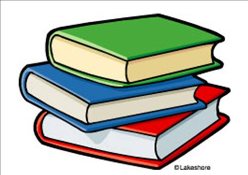 english book clipart - Language Arts Clipart