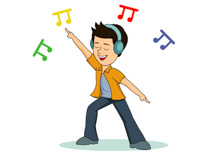Enjoying Music And Dancing Clipart Size:-Enjoying Music And Dancing Clipart Size: 82 Kb-13