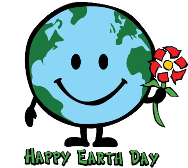 Environmental clipart - Earth Day Clipart