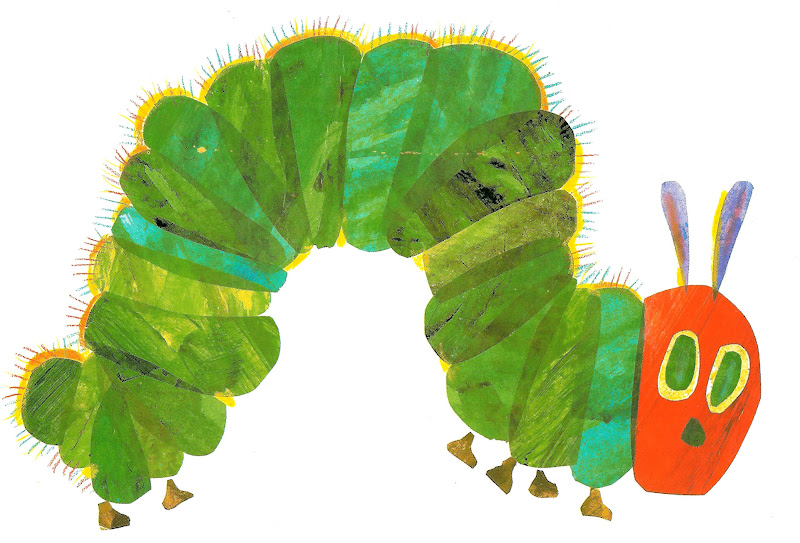 Eric carle clipart - ... Free Hungry Caterpillar .