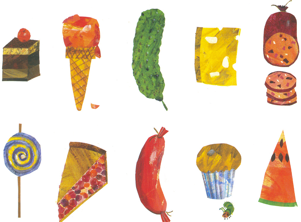 Eric Carle Postcards | The .
