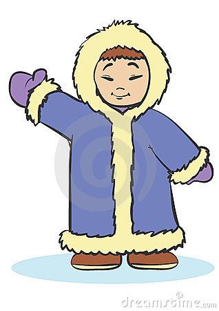 Eskimo Royalty Free Stock Photography Image 12572657