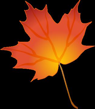 Estudi X2 Benvinguda La Tardo - Free Clip Art Fall Leaves