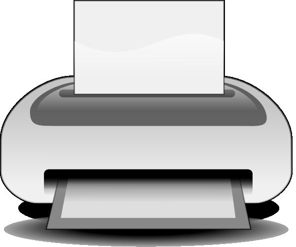 Etiquette Printer Clip Art-Etiquette Printer Clip Art-3