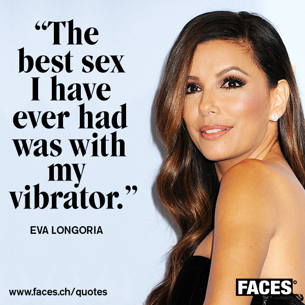 Funny Sex Quote By Eva Longoria: The Bes-Funny sex quote by Eva Longoria: The best sex I have ever had was with-9