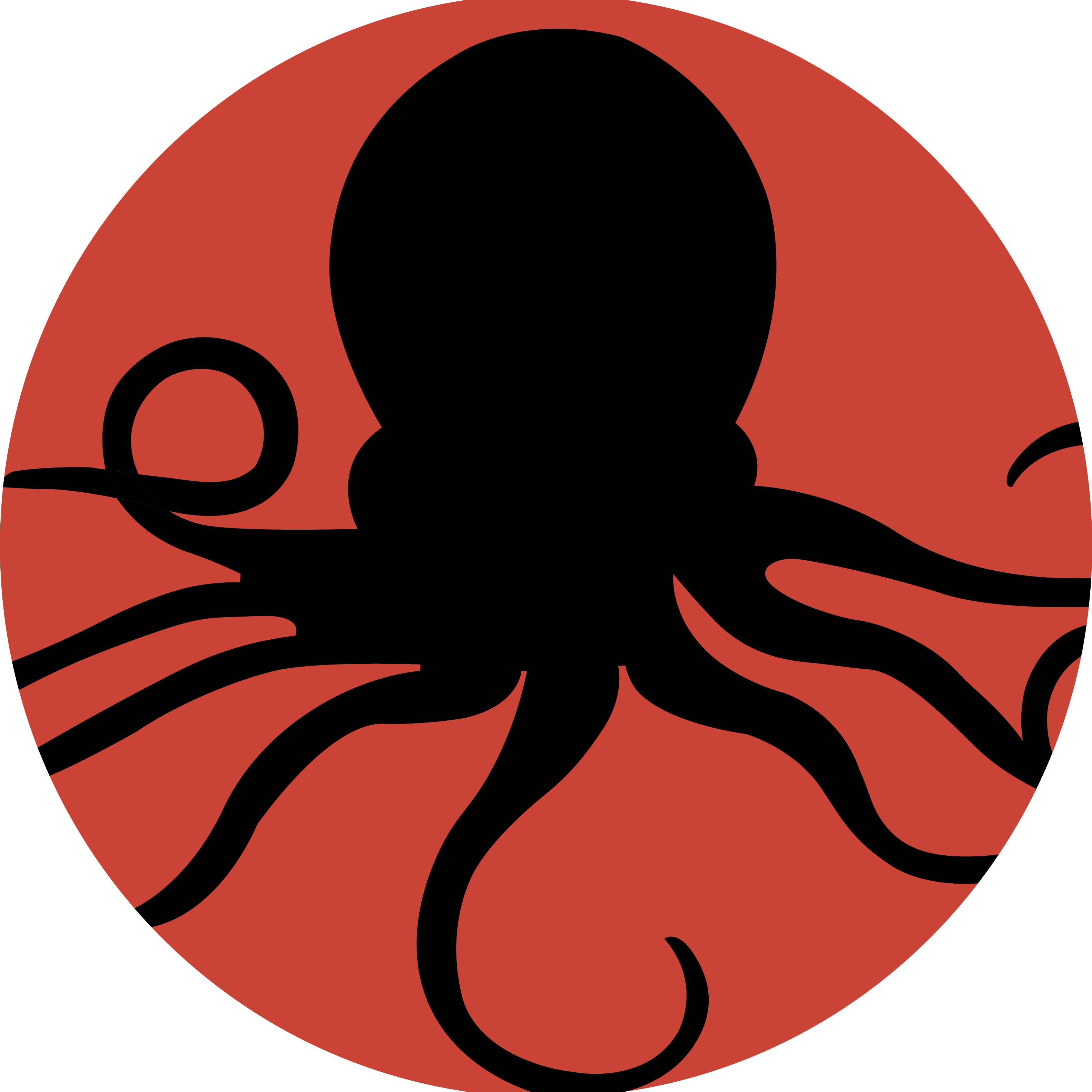 Octopus Cephalopod Animal Invertebrate C-Octopus Cephalopod Animal Invertebrate Clip art - eva longoria 3165*3165  transprent Png Free Download - Flower, Silhouette, Cephalopod.-18