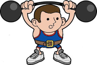 Ex Work Is Done By A Weight Lifter When -Ex Work Is Done By A Weight Lifter When He Exerts An Upward Force To-5