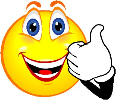 Excited Smiley Face Clip Art