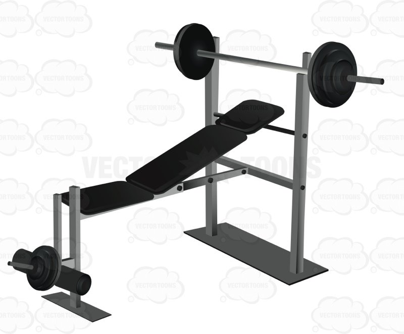 Weight Lifting Bench-Weight Lifting Bench-20