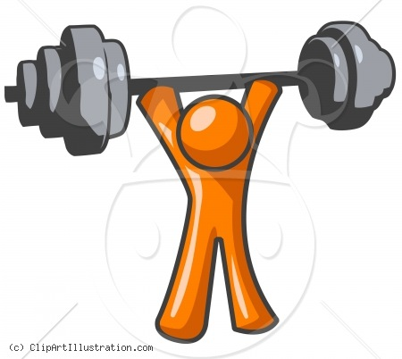 Exercise Clip Art-Exercise Clip Art-9