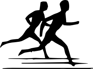 Exercise workout clip art clipart image