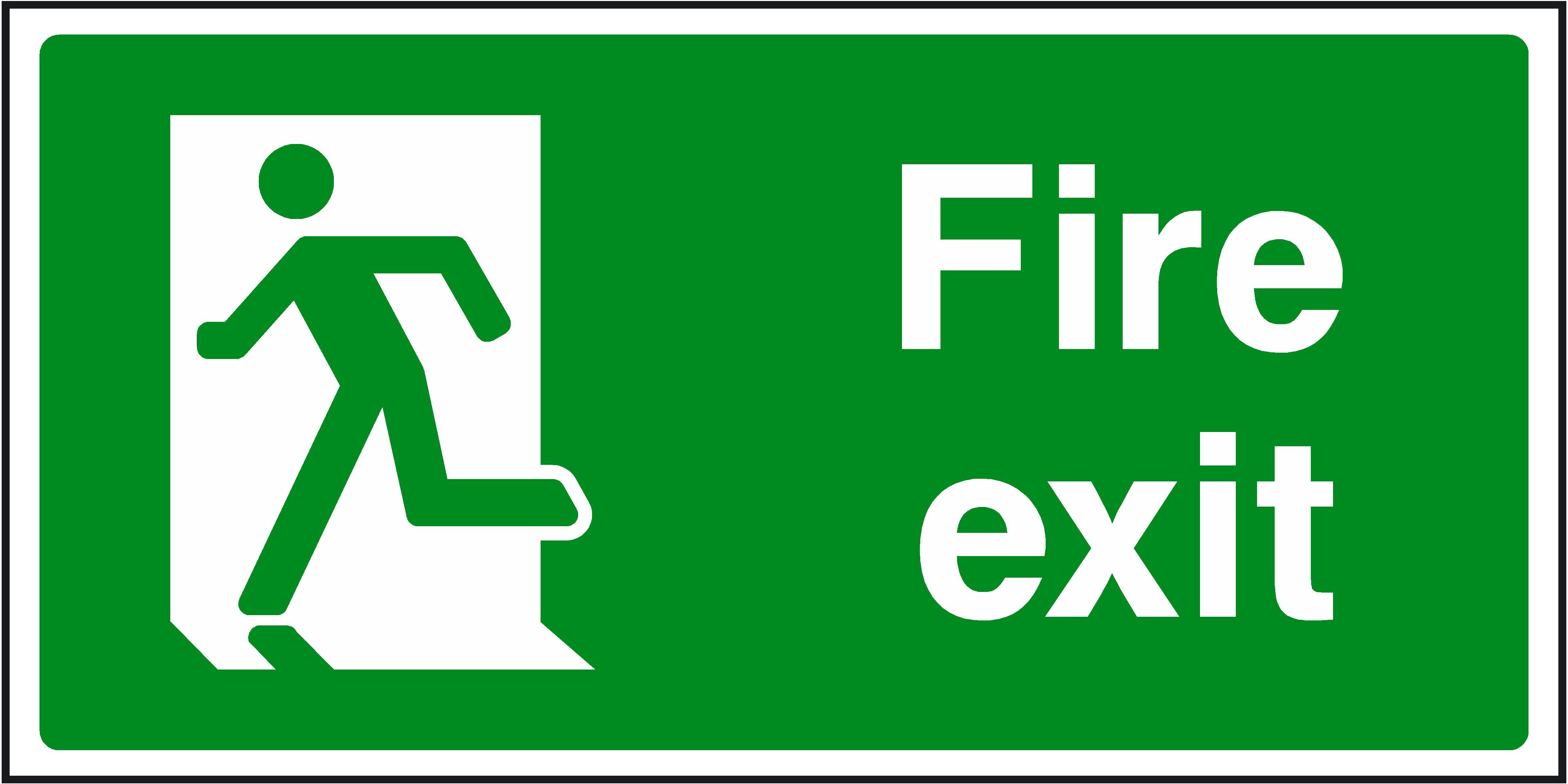 Exit Clipart-Clipartlook.com-4725