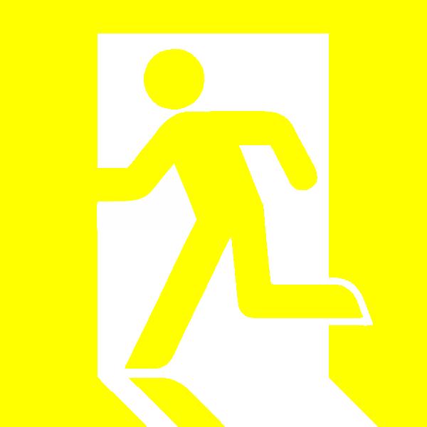Exit Clipart no exit